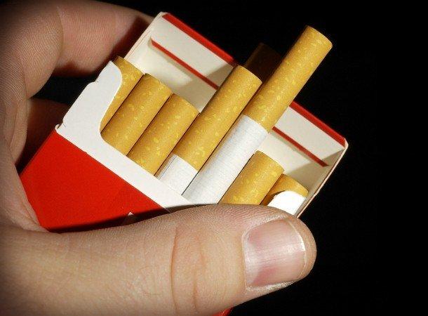 Majakovszkij leszoktam a dohányzásról